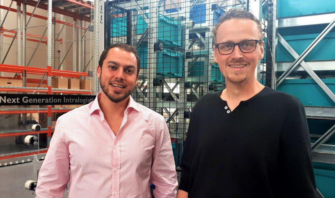 Delfter Doktorand forscht zum Physical Internet