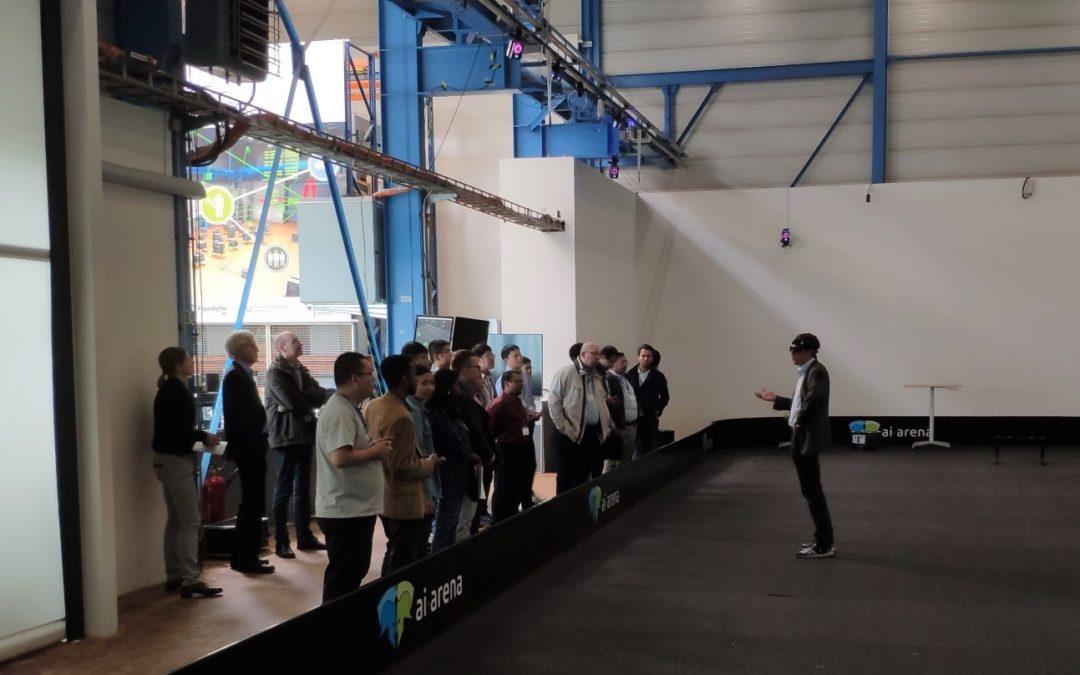 Postdoctoral Researcher´s Networking Tour des DAAD in Dortmund