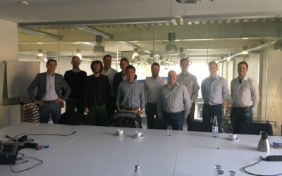 Besuch des SHAREHOUSE – das Warehouse Innovation Learning Lab (WILL) aus den Niederlanden