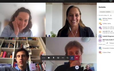 Zweiter Austausch zwischen Forschern aus den Niederlanden und dem Leistungszentrum