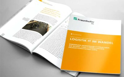 Whitepaper zum Wandel in der Logistik-IT erschienen