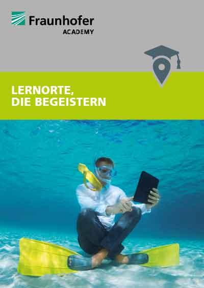 Cover der Broschüre Lernorte